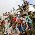 Group photo on the Elle Valle summit