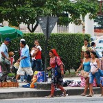Panama City street view