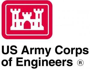 U.S. Army Corps of Engineers logo.